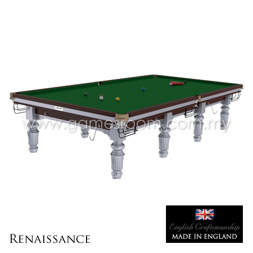 Riley 12ft renaissance snooker table for 12ft snooker table for sale