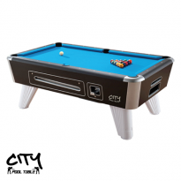 CM1 7ft City American Pool Table