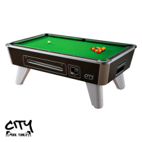 CM1 7ft City British Pool Table
