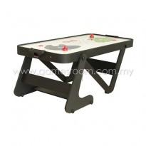 BCE 6ft Typhoon Folding Air Hockey Table