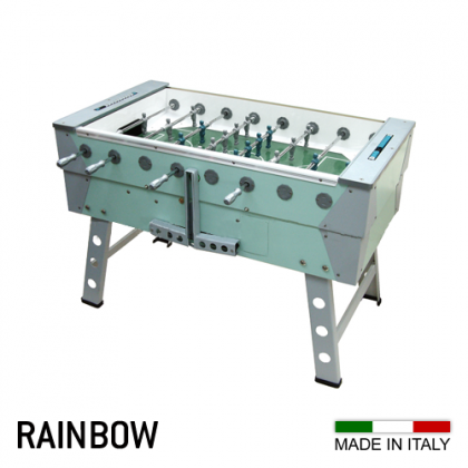 FAS 5ft Rainbow Outdoor Foosball Table