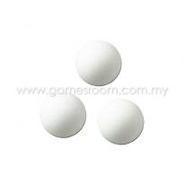 Standard White Foosball (Pack of 3)