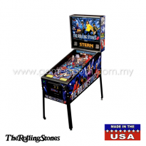 Stern The Rolling Stones Pinball Machine