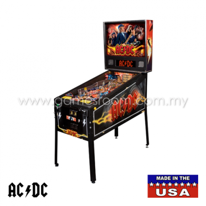 Stern AC DC Pinball Machine