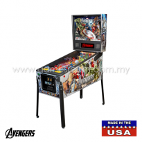 Stern The Avengers Pro Pinball Machine