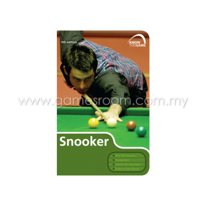 Know The Game - Snooker