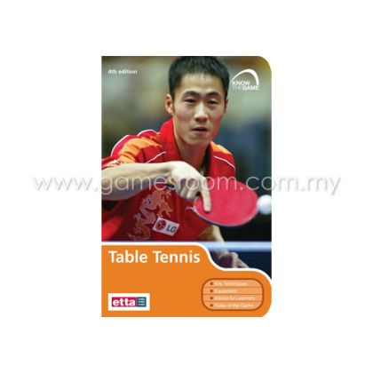 Know The Game - Table Tennis
