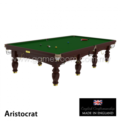 Riley 12ft Aristocrat Snooker Table