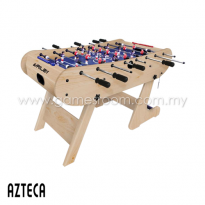 Riley 4ft Azteca Folding Football Table
