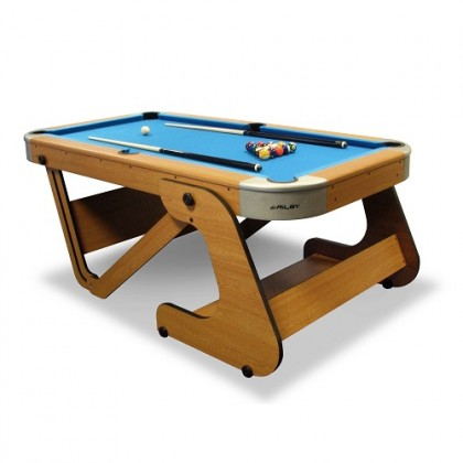 Riley 6ft 6in Supersize Folding Pool Table