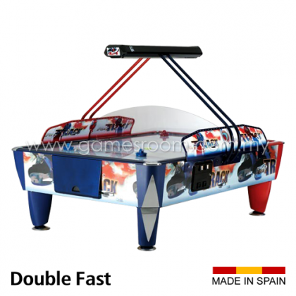 SAM 8ft 5in Double Fast Ice Skating Air Hockey Table