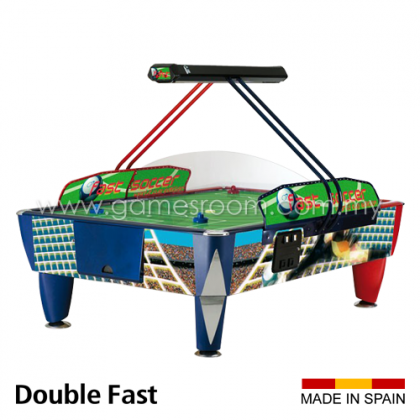 SAM 8ft 5in Double Fast Soccer Air Hockey Table