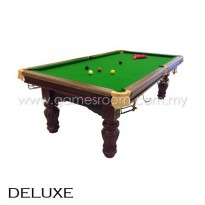 CM1 8ft Deluxe Snooker Table