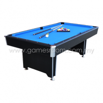 Mightymast Leisure 7ft Callisto American Pool Table