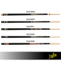 Dufferin Maple Pool Cues - Range 2