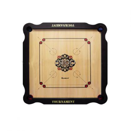 Romco Tournament Carrom Board