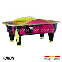 SAM 8ft Yukon Vulcan Air Hockey Table