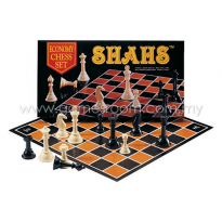 SPM SHAHS - Chess Set - Economy