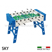 FAS 4ft 6in Sky Outdoor Football Table