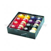 Aramith Premier Spots and Stripes Ball Set - 2 1/4in