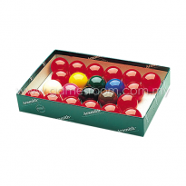 Aramith Premier Snooker Ball Set - 2 1/16in
