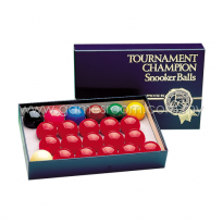 Aramith Tournament Champion Snooker Ball Set - 2 1/16in
