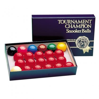Aramith Tournament Champion Snooker Ball Set - 2 1/16in