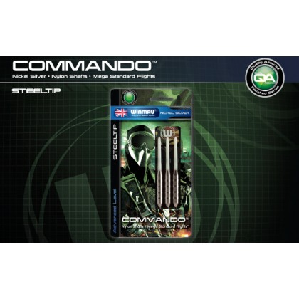 Winmau Commando Steeltip Dart