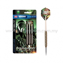 Winmau Commando Nickel Silver Steel Tip Dart