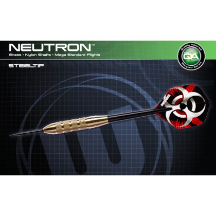 Winmau Neutron Brass Steel Tip Dart