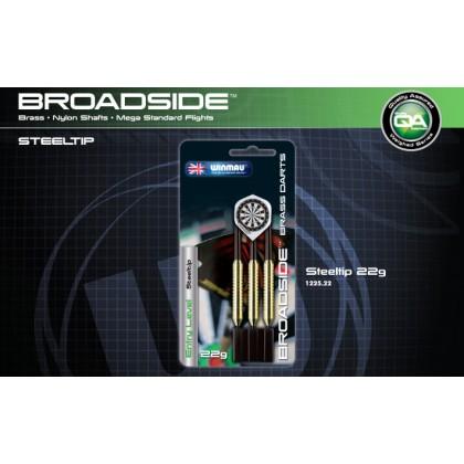 Winmau Broadside Brass Steel Tip Dart