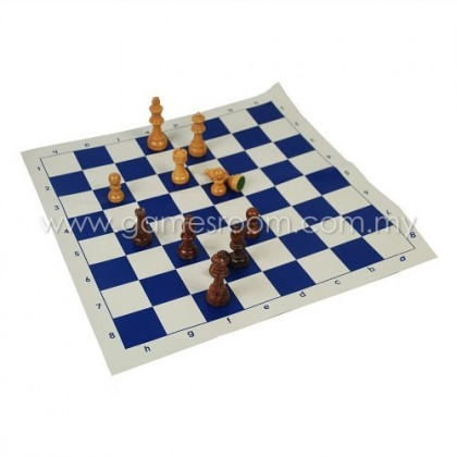 Tournament Wooden Chess Set