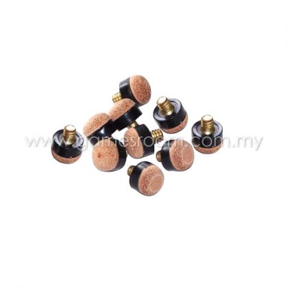 Screw Tip For Snooker / Pool Cues - 11mm (Pack Of 10)