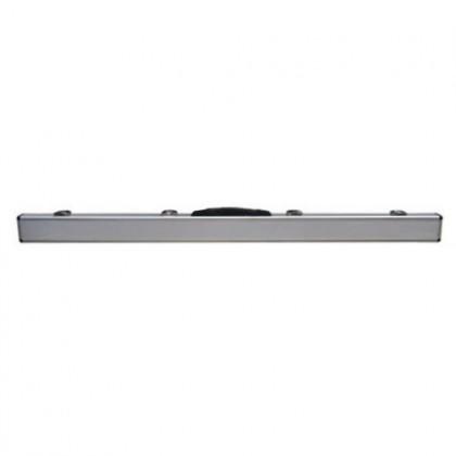 CM1 3/4 Joint Hard Cue Case - Aluminium