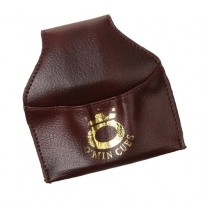 Omin Leather Chalk Holder - Brown
