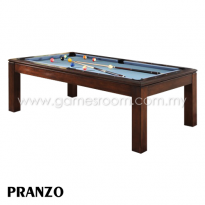 Stylissimo 8ft Pranzo American Pool Table