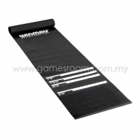 Winmau Heavy-Duty Rubber Dart Mat