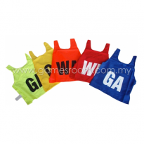 Netball Bibs (Set of 7pcs)