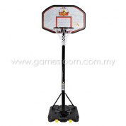 A-List Portable Basketball Post