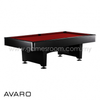 Stylissimo 8ft Avaro American Pool Table