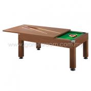 CM1 6ft Multi Playing British Pool Table
