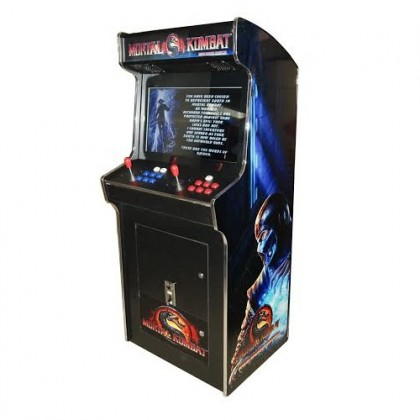 "Arcade Upright 26"" Arcade Machine - 815 Games in 1"