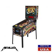 Stern Metallica Pro Pinball Machine