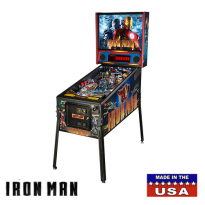 Stern Iron Man Pinball Machine