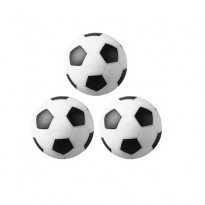 Standard Foosball 36mm (Pack of 3)