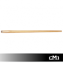 CM1 - 42in British Pool Cue - 10mm