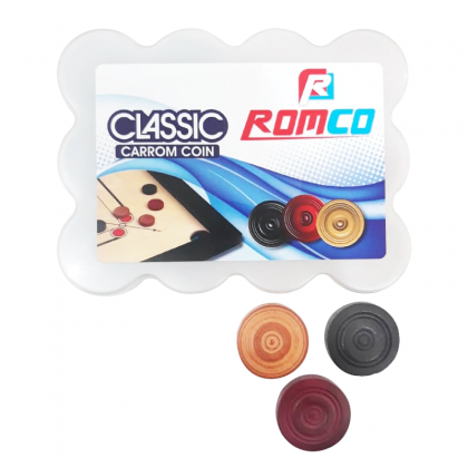 Romco Classic Carrom Coin