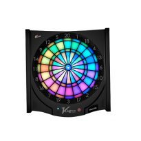 VDarts H2L Global Online Dart Board (LED Light)