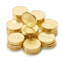 Gold Token (Pack of 50)