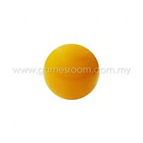 CM1 Standard 2in British Pool Ball - Yellow Ball